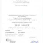 Tüv Certificate (1)