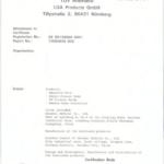 Tüv Certificate (3)