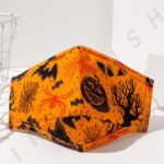 Boo Maske Orange